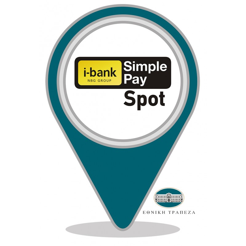 Σύστημα POS i-bank Simple Pay Spot