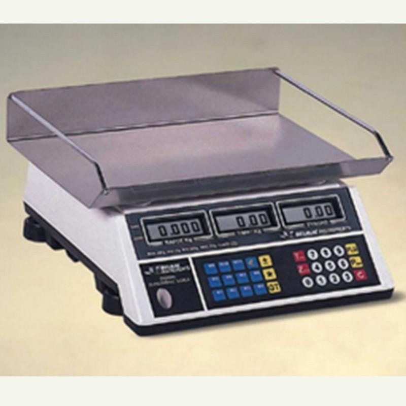 Ηλεκτρονικός Ζυγός υπολογισμού τιμής DELMAC DS 100