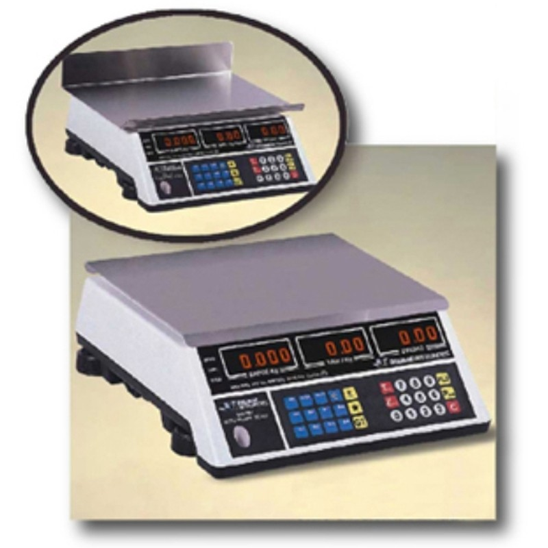 Ηλεκτρονικός ζυγός υπολογισμού τιμής DELMAC DS 200