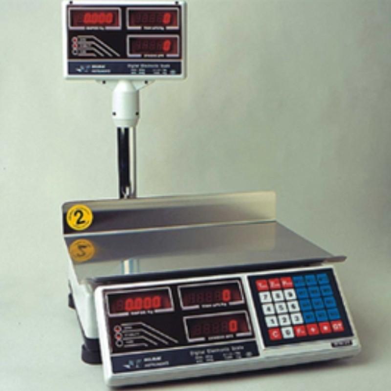 Ηλεκτρονικός ζυγός υπολογισμού τιμής DELMAC DS 302