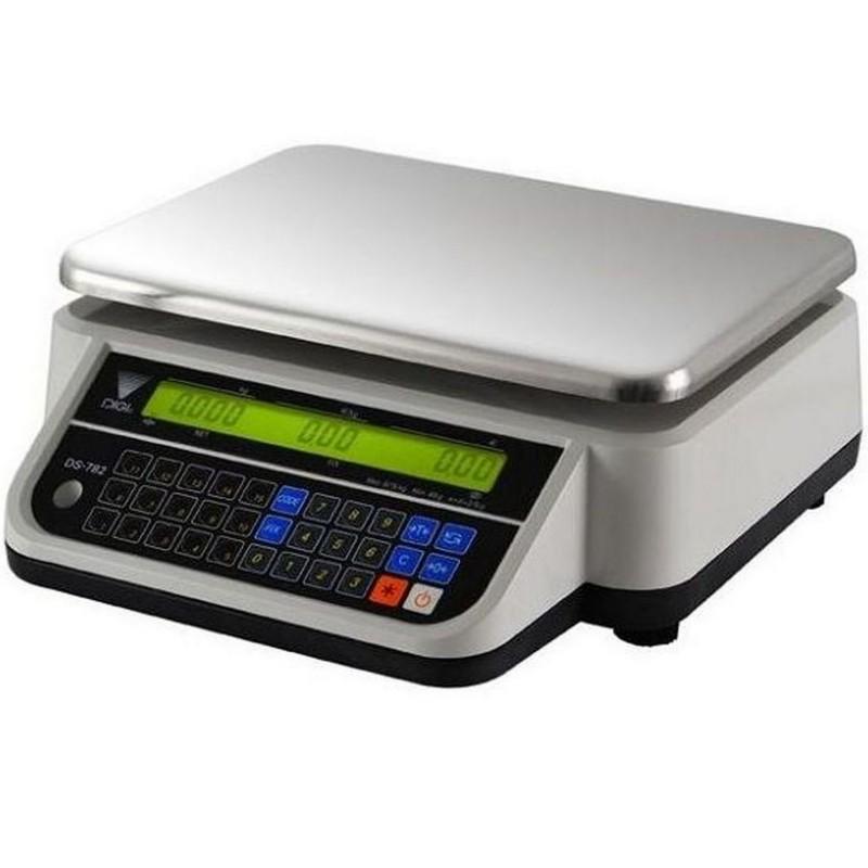 Ηλεκτρονικός ζυγός υπολογισμού τιμής DIGI DS-782B-30